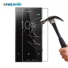 Sony Xperia L1 Glass L2 Sony XZ1 Compact XZ2 Premium XZ3 Tempered Screen Protector For Xperia XA3 XA2 XA1 Plus Glass Film цена в Москве и Питере