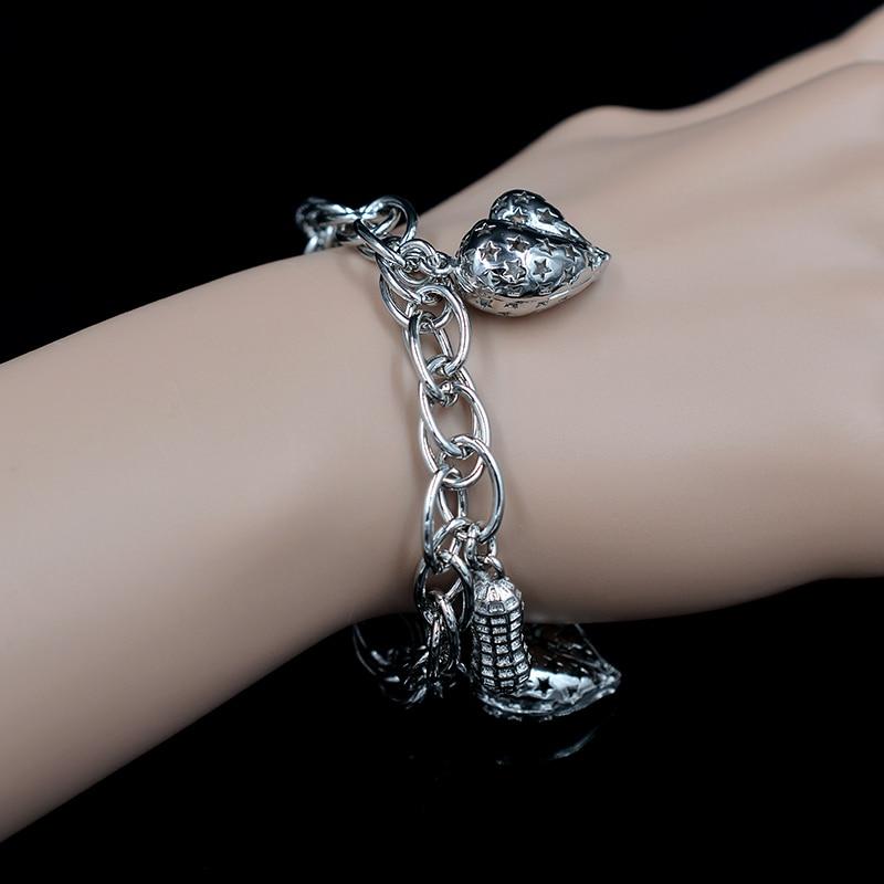 Zonnige sieraden armbanden armbanden bedelkettingen Hoge kwaliteit - Mode-sieraden - Foto 5