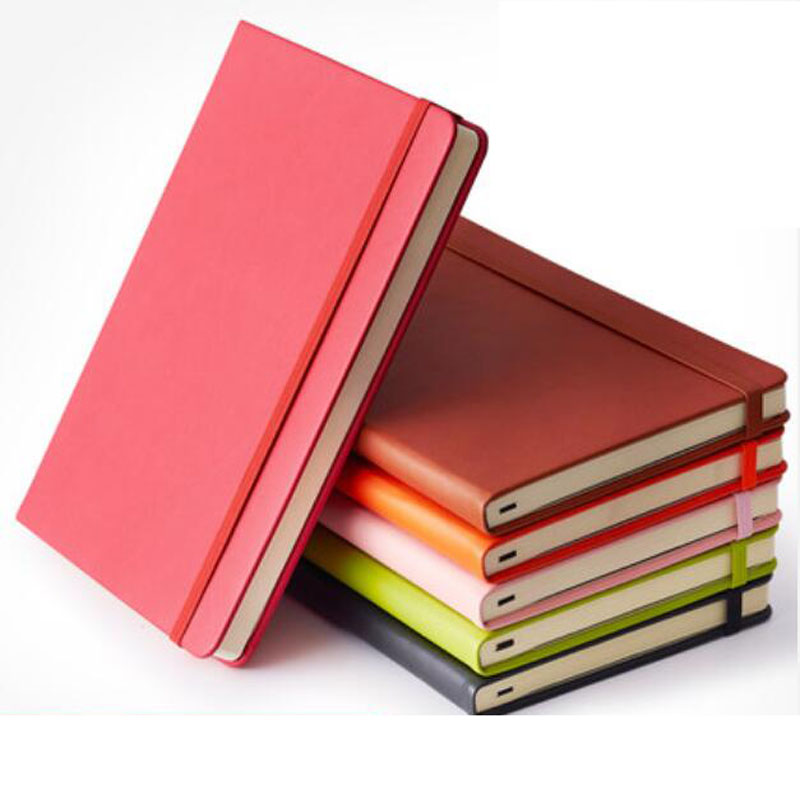 Небольшой свежий блокнот школьные и офисные принадлежности с толщиной повязку