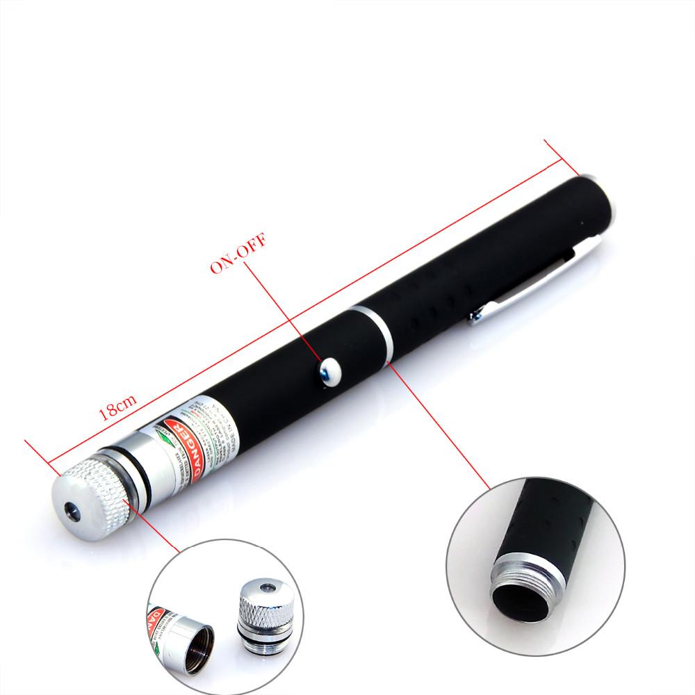 トップ品質6in1 5メガワット650nmの赤緑青レーザーポインターペンレーザー懐中電灯+ ZOUGOUGO  8