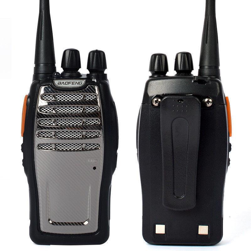 Tragbare Wasserdichte Baofeng BF-A5 Walkie Talkie Zweiwegradio UHF 400-470 MHz UM