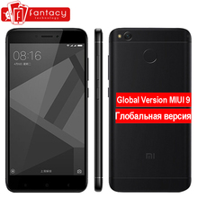 Global Version Xiaomi Redmi 4X 3GB 32GB Smartphone Snapdragon 435 Fingerprint ID FDD LTE 4G 5″ 720P MIUI 9 Mobile Phone B4 B20