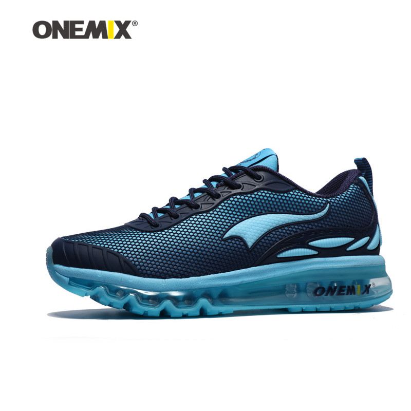 ONEMIX Breathable Mesh Running Shoes for Men Women Sneakers Comfortable Sport Shoes for Outdoor Jogging Trekking Walking men bowling shoes breathable mesh outdoor sneakers women platform good quality walking shoes aa10085
