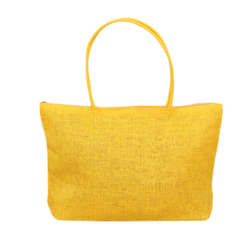 TEXU Hot New Design Straw Popular Summer Style Weave Woven Shoulder Tote Shopping Beach Bag Purse Handbag