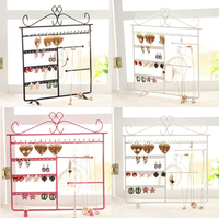 Multifunctional Jewelry Display Holder Stand Bracket For Earring Necklace CX26