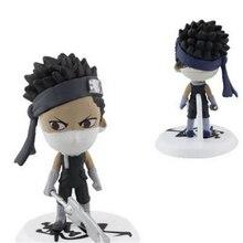 Naruto Actions Figures Animes 6 Styles Model Toys Zabuza/Haku/Kakashi/Sasuke/Naruto/Sakura