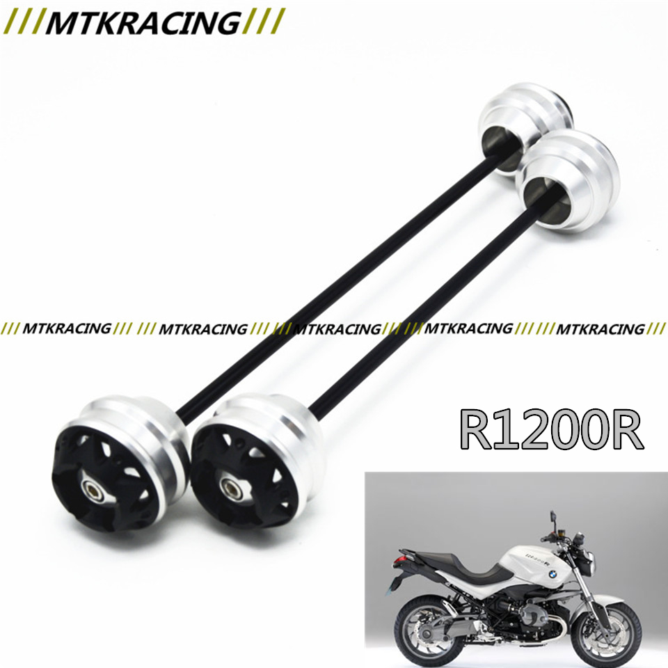 MTKRACING for BMW R1200R 2006 2014 CNC Modified Motorcycle Front wheel drop ball shock absorber