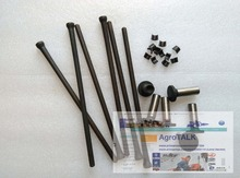 Yangdong Y385T set of valve repair kit, including the push rod, tappet and clamp..
