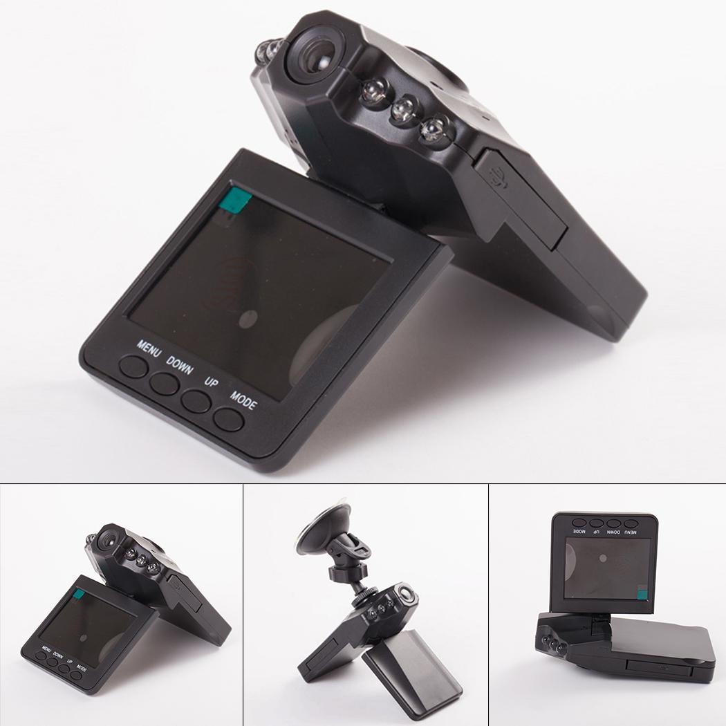 DVR Driving-Recorder Car-Night-Vision Auto AVI JPEG Detection PAL/NTSC Wide-Angle Motion-50hz