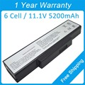 New laptop battery A32-K72 A32-N71 for asus K72JM K72JO K72JQ K72JR N71JA N71JQ N71JV N71VG K72JW