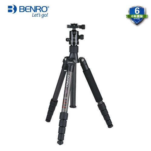 Benro C2690TB1 Professional Carbon Fiber Tripod for Camera with B1 Ball штатив benro t 800ex