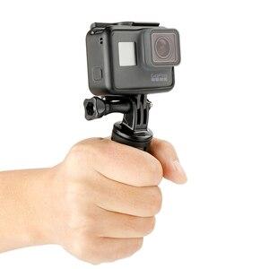 Image 5 - Funsnap statyw do telefonu Smartphone aparat stojak trójnóg uchwyt Gimbal do Zhiyun Smooth 4 kamera Gopro 7 6 5 4 Mini statywy