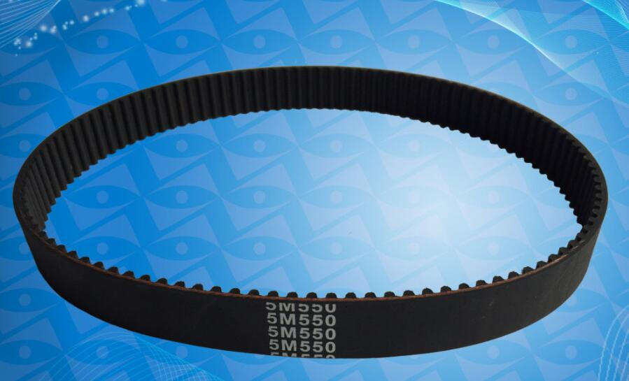 2pcs Drive Belt 550-5M 110Teeth 10MM Width Timing Belt Transmission Belt2pcs Drive Belt 550-5M 110Teeth 10MM Width Timing Belt Transmission Belt