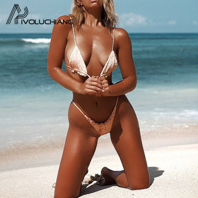 thong bikinis Brazil