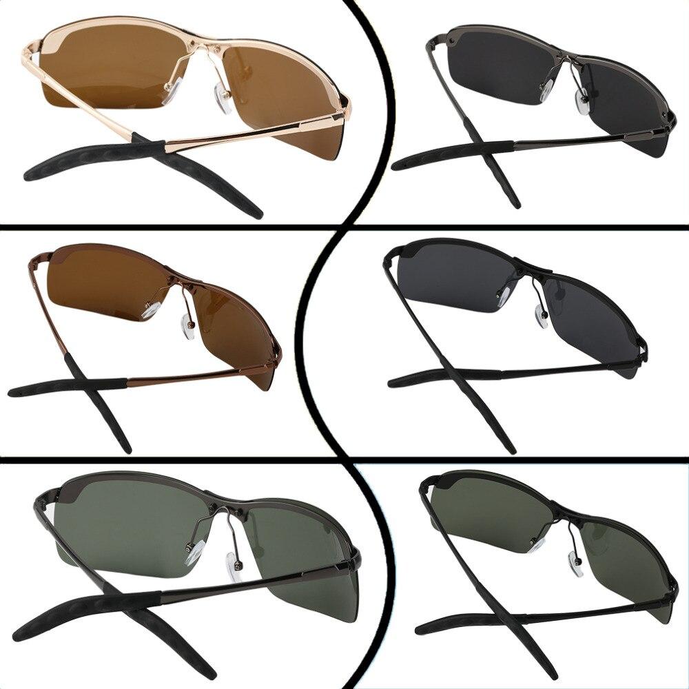 New Night Vision Polarized Sunglasses Glasses voor Outdoor Driving - Visvangst - Foto 6