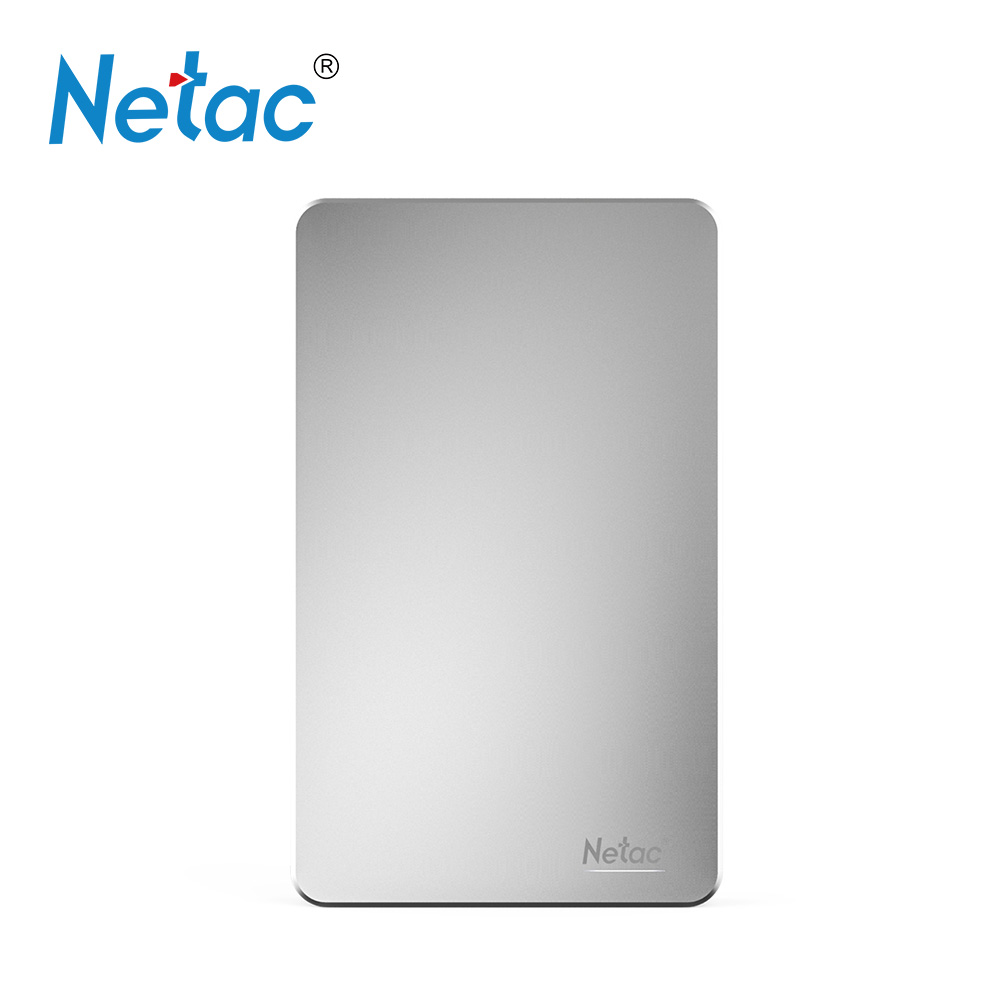Netac K330 1TB/500GB USB3.0 2.5in Portable HDD Mobile External Hard Disk Drive for Desktop Laptop new neso 500g portable hard disk 2 5 hdd usb2 0 stainless steel design external hard drive hot selling