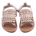 Summer Infant Toddler moccasins Princess First Walkers Newborn Baby Girls Prewalker Anti-slip Shoe Tassel Dress Shoes Footwear