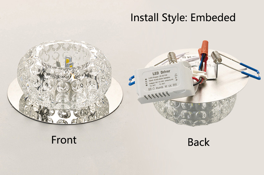 crystal ceiling lights, crystal flush mount light