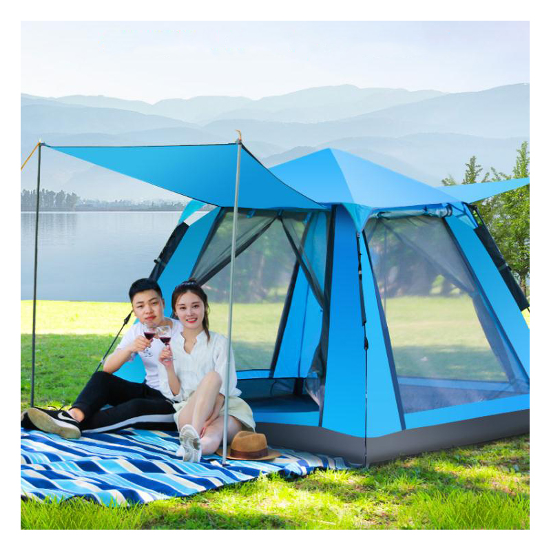 Quick Automatic Opening Outdoor Climbing Camping Camouflage Tent Spring Summer Autumn Tent 210*210*150cm Outdoor Travel tentQuick Automatic Opening Outdoor Climbing Camping Camouflage Tent Spring Summer Autumn Tent 210*210*150cm Outdoor Travel tent
