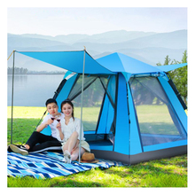 Quick Automatic Opening Outdoor Climbing Camping Camouflage Tent Spring Summer Autumn 210*210*150cm Travel tent