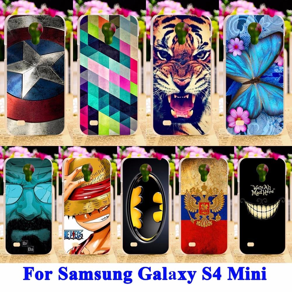 Durable Cell Phone Shell Hood For Samsung Galaxy SIV Mini I9190 S4 mini GA009 Cases Covers s4mini GT-i9190 i9192 SIVmin Housing