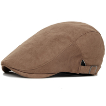Flat Brim Adjustable Western Style Cap