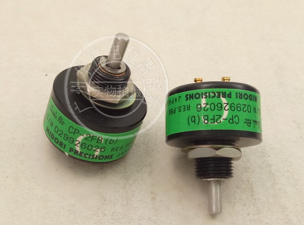 [VK] GreenPot Angle sensor MIDORI CP-2FB ( b) 5K conductive plastic potentiometer SWITCH цены