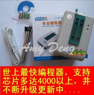 High-speed USB programmer 25T80 24C 93C BR90 93 motherboard bios SPI programming (D2A2)