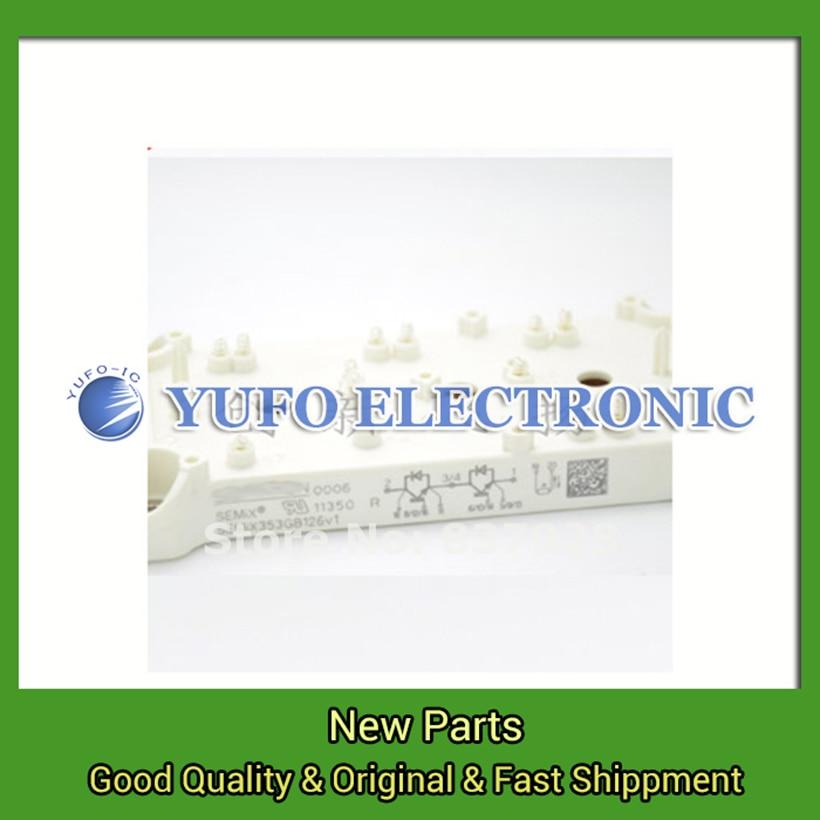Free Shipping 1PCS  SEMIX353GB126V1 Power Modules original new Special supply Welcome to order YF0617 relay igbt power modules spot welcome skm300gar124d xzqjd
