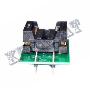 Image 3 - Tnm sop44 para dip40 programador adaptador/conversor/ic soquete para tnm5000 e tnm2000 nand flash programador