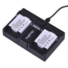 2pcs DMW-BCM13 DMW BCM13 Camera Battery + USB Dual Charger for Panasonic Lumix ZS27,ZS30,ZS35,DMC-ZS40/ZS50,FT5,LZ40,TZ41,TZ55