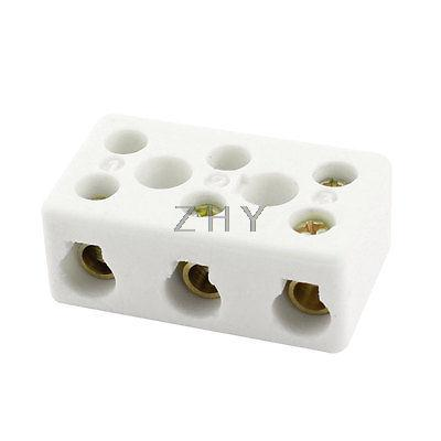 6mm wiring hole dia connector porcelain ceramic terminal block 3w8h rh aliexpress com Automotive Wiring Blocks 110 Block Diagram