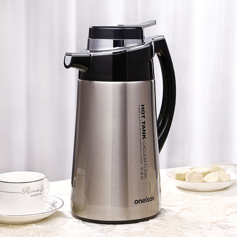 1 8L Thermo Mug Thermos Cup Stainless Steel Travel kettle Thermos insulated Mug Thermal water bottle