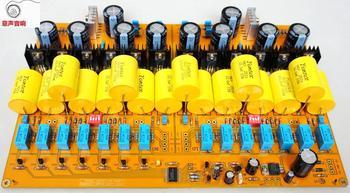 DIYERZONE Assembeld Hi End PASS 1.7 FET Full Balance Preamplifier Board DIY Preamp L11-8