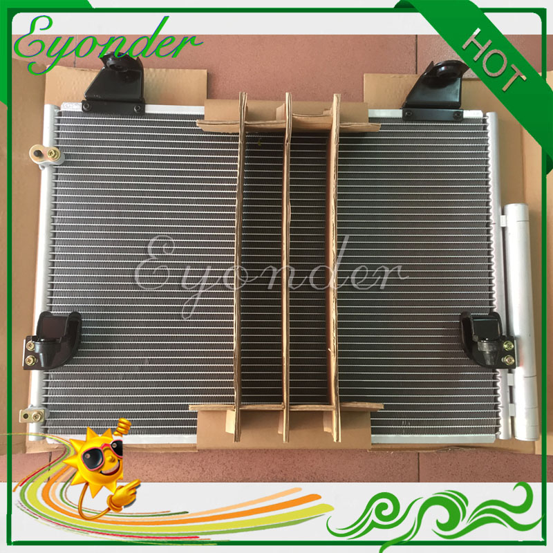 A/C AC Air Conditioning Condenser for Toyota HILUX VIGO III Pickup 2.5 2KD 88460 0K010 88460 0K130 88460 0K020 884600K080|air conditioning condenser|air conditioning|ac condenser - title=