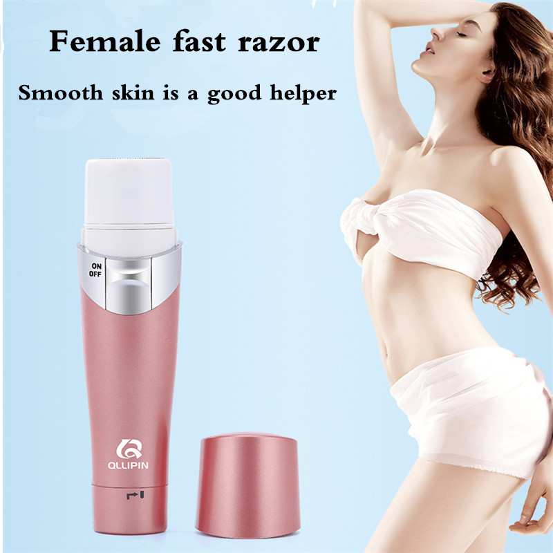 JAMUWY female love beauty multi-function three-in-one stainless steel epilator female electric razor