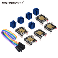 BIQU BIGTREETECH TMC2208 V3.0 UART Stepper Motor Mute Driver Stepstick VS TMC2100 TMC2130 For 3d Printer Parts SKR MKS board
