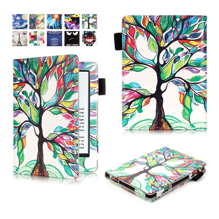 Hot Case Cover for Amazon New Kindle 2016 8th 6