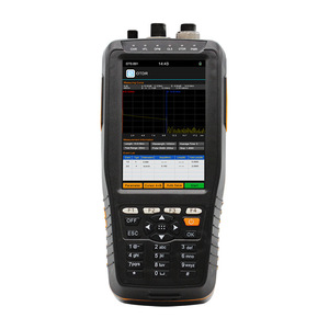 Image 3 - OTDR Tester Optical Time Domain Reflectometer 4 in 1 OPM OLS VFL Touch Screen 3m to 60km Range Optical Instrument fibra optica