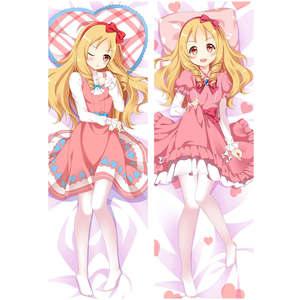 Dakimakura Anime Girl Izumi Sagiri Hugging Body Pillow Case Covers 105CM
