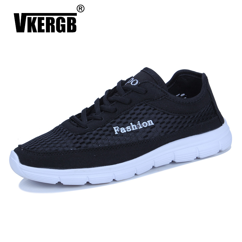 Vkergb Men 39 s leather sneaker casual Men Casual sneakers Breathable cemented shoes outdoor walking light weight Rubber sole shoes in Men 39 s Casual Shoes from Shoes