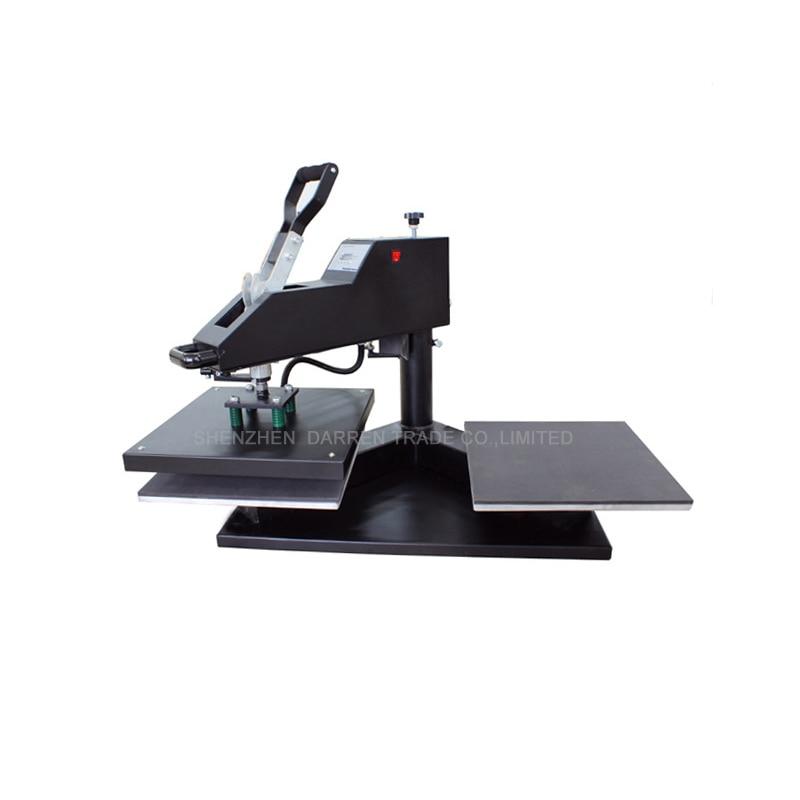 Высокое качество двойной стол тепловой пресс машина