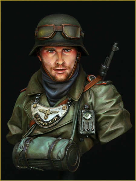 German Soldiers In World War II