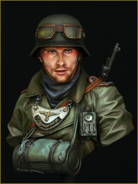 German Soldiers In World War II