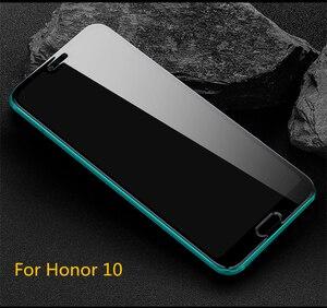 Image 3 - 2 sztuk/partia pełne szkło hartowane dla huawei honor 9 Lite honor 10 folia na wyświetlacz 9 H Blu ray szkło dla huawei honor 9 lite