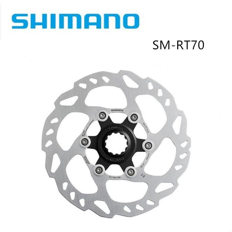 2017 New Shimano SLX SM-RT70 Rotor Disc Brake Rotor SM RT70 Center Lock Suit SLX 160mm Ice-technologies SLX M7000