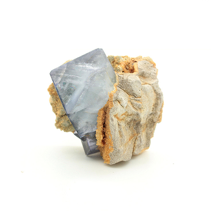 Yaogangxian produce fluorite mineral specimens teaching specimens small ornaments Collection features gifts 26