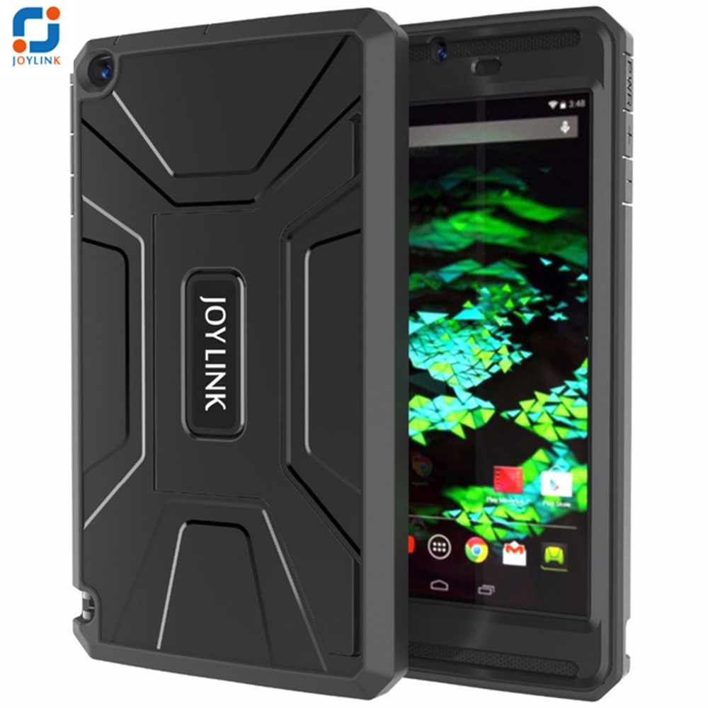 лучшая цена Joylink Armor tablets Case for Nvidia Shield Tablet 8.0 inch,Rugged Hybrid Tablet Stand Holder for Nvidia Shield Tablet K1