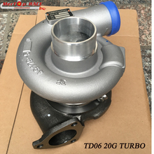 MerTop RACING Универсальный TD06 20G TURBO