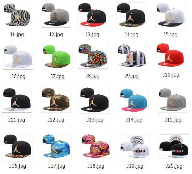 2015 jd New Brand jordan cap Hats for men woman Adjustable Snapback bone  Baseball Cap Snap back gorras swag Caps dec875f1674